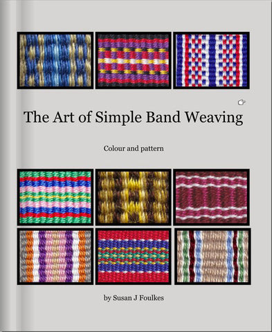 The Art of Simple Band Weaving