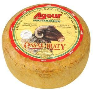 Agour Ossau Iraty-Galena River Wine and Cheese