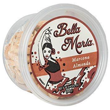 Bella Maria Marcona Almonds 3.5oz - Galena River Wine and Cheese