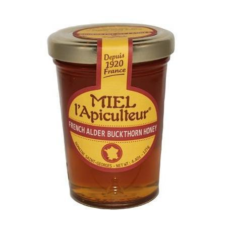 Bernard Michaud Alder Buckthorn Honey 4.4oz - Galena River Wine and Cheese