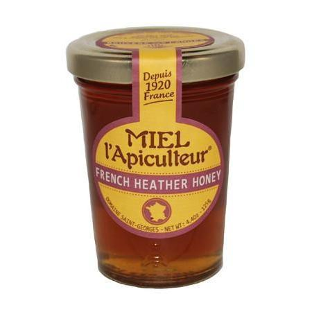 Bernard Michaud Heather Honey from Les Landes 4.4oz - Galena River Wine and Cheese