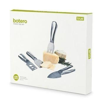 Botero Cheese Knife Set - Galena River Wine and Cheese