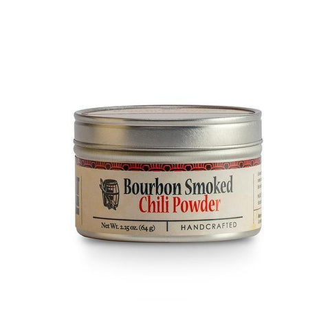 Bourbon Barrel Bourbon Smoked Chili Powder 2.25oz - Galena River Wine and Cheese