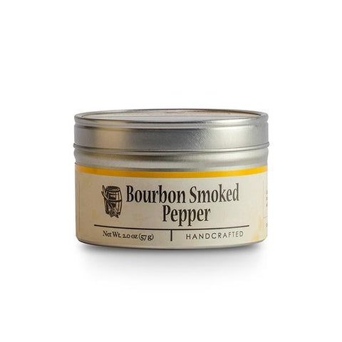 Bourbon Barrel Bourbon Smoked Pepper 2 oz - Galena River Wine and Cheese