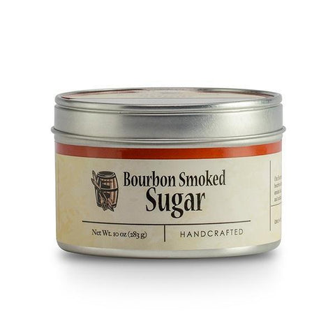 Bourbon Barrel Bourbon Smoked Sugar 10oz - Galena River Wine and Cheese