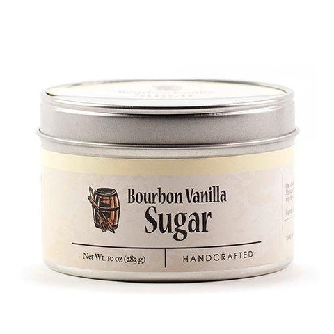 Bourbon Barrel Vanilla Sugar 10oz