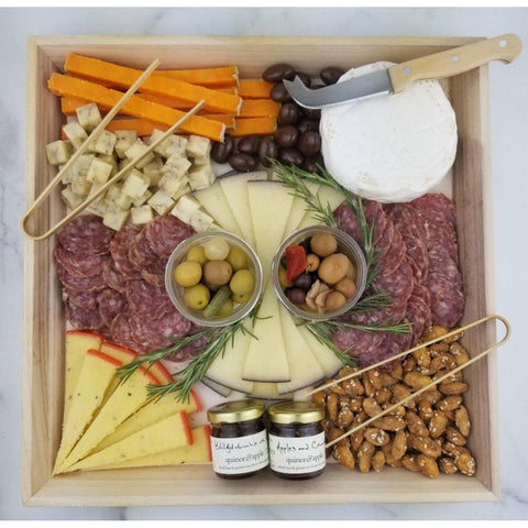 Cheese & Charcuterie Tray