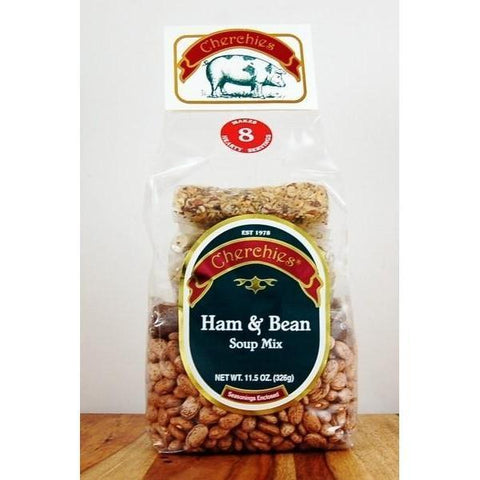 Cherchies Ham and Bean Soup Mix 11.5oz - Galena River Wine and Cheese