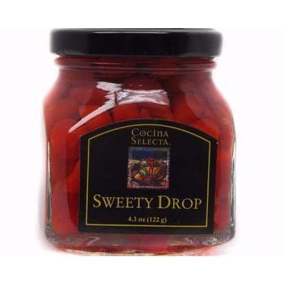 Cocina Selecta Sweety Drop Reds 4oz - Galena River Wine and Cheese
