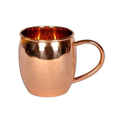 Copper Barrel Mugs 16 oz - Galena River Wine and Cheese