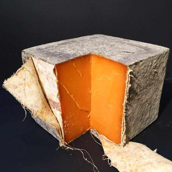 Crown Finish Caves Barn Burner - Galena River Wine and Cheese