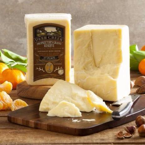 Deer Creek 7 year Proprietor White Cheddar