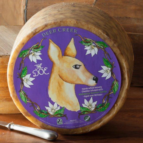 Deer Creek The Doe-Galena River Wine and Cheese