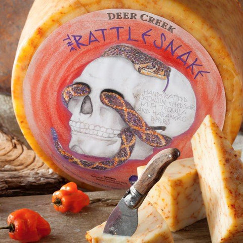 Deer Creek The Rattlesnake-Galena River Wine and Cheese