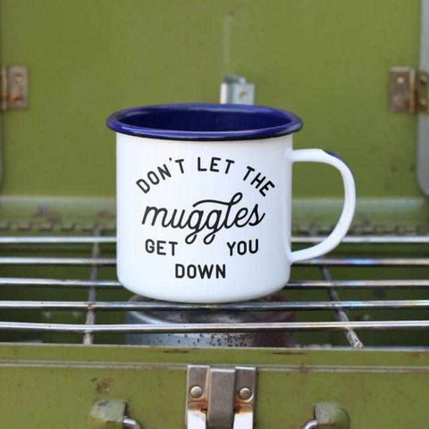 Don't Let the Muggles Get you Down Mug-Galena River Wine and Cheese
