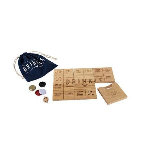 Drinkle Beer Drinkng Board Game - Galena River Wine and Cheese