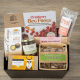 Foodie Gift Box - Large-Galena River Wine and Cheese