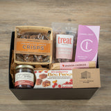 Foodie Gift Box - Small - Galena River Wine and Cheese