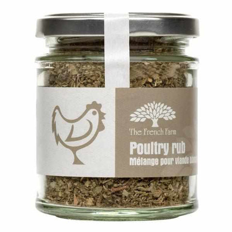 French Farm Collection Poultry Rub 1.4 oz-Galena River Wine and Cheese