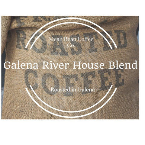 Galena River House Blend 1 lb Bag - Galena River Wine and Cheese