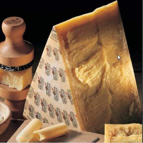 Gourmino Sbrinz AOP 36 month - Galena River Wine and Cheese