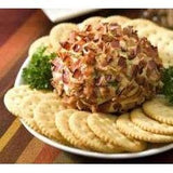 GRWC Bacon Onion Cheese Ball - Galena River Wine and Cheese
