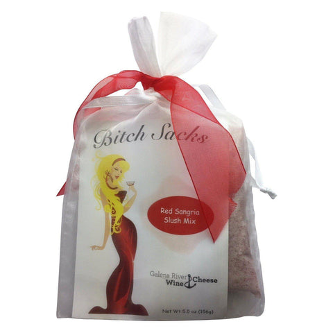GRWC Bitch Sacks Red Sangria Mix 5.5oz - Galena River Wine and Cheese