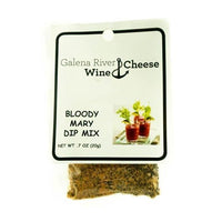 GRWC Bloody Mary Dip Mix .7oz - Galena River Wine and Cheese