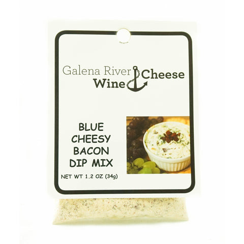 GRWC Blue Cheesy Bacon Dip - Galena River Wine and Cheese