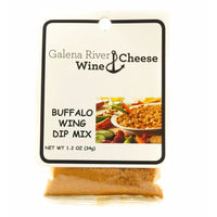 GRWC Buffalo Wing Dip Mix 1.2z - Galena River Wine and Cheese