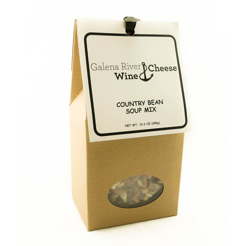 GRWC Country Bean Soup Mix - Galena River Wine and Cheese
