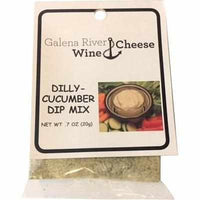 GRWC Dilly Cucumber .7 oz - Galena River Wine and Cheese