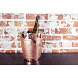 Hammered Copper Wine Chiller - Galena River Wine and Cheese