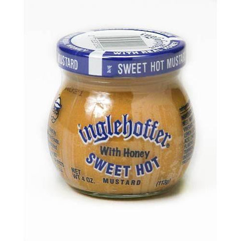 Inglehoffer Sweet and Hot 4oz - Galena River Wine and Cheese
