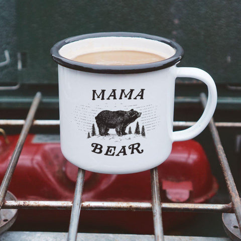 Mamma Bear Mug 12oz-Galena River Wine and Cheese