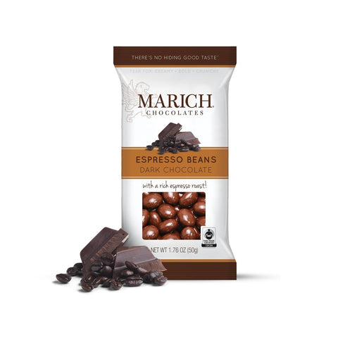 Marich Espresso Bean Grab n Go 1.76oz - Galena River Wine and Cheese