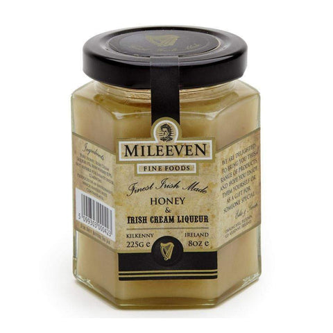 Mileeven Honey and Irish Cream Liqueur 4oz - Galena River Wine and Cheese