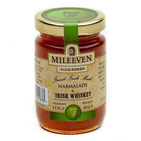 Mileeven Irish Whiskey Marmalade 4oz - Galena River Wine and Cheese