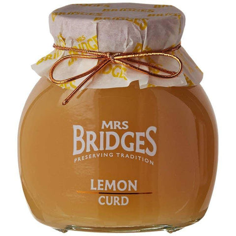 Mrs Bridges Lemon Curd 12oz-Galena River Wine and Cheese