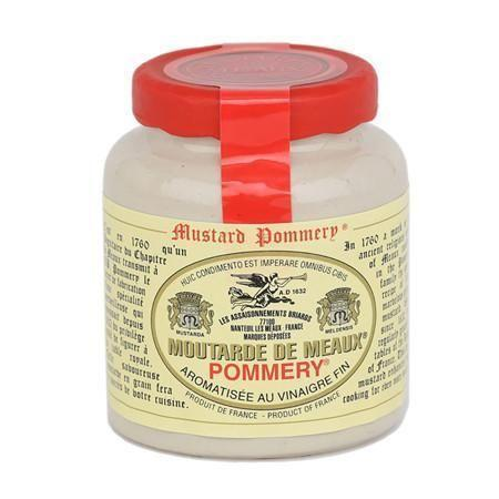 Pommery Meaux Mustard 3.5oz - Galena River Wine and Cheese