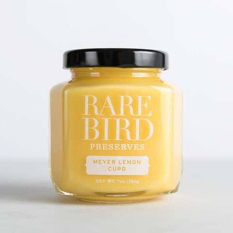 Rare Bird Meyer Lemon Curd 7oz-Galena River Wine and Cheese