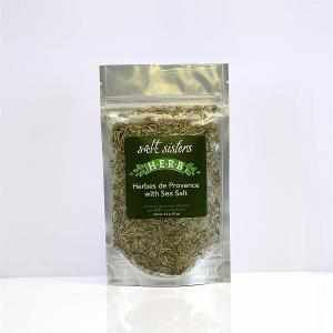 Salt Sisters Herbes De Provence With Sea Salt 2.5oz-Galena River Wine and Cheese