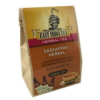 Sassafras Tea Loose 3oz - Galena River Wine and Cheese