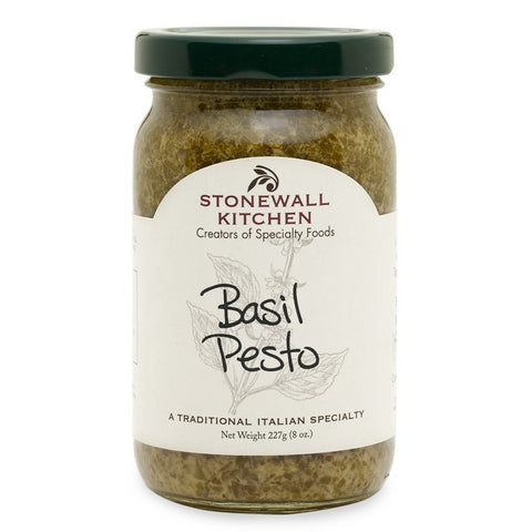 Stonewall Basil Pesto 8oz