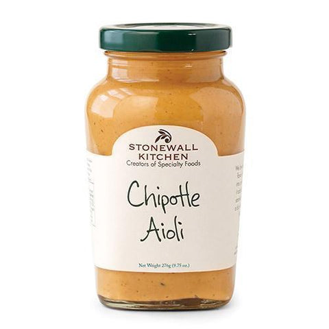 Stonewall Chipotle Aioli 9.75oz - Galena River Wine and Cheese
