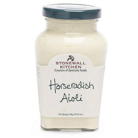Stonewall Horseradish Aioli 10.25 oz - Galena River Wine and Cheese