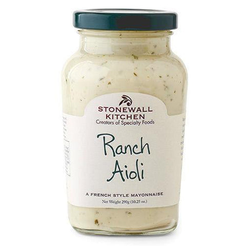 Stonewall Ranch Aioli 10.25oz - Galena River Wine and Cheese