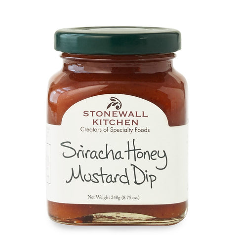 Stonewall Sriracha Honey Mustard Dip 8.75oz - Galena River Wine and Cheese