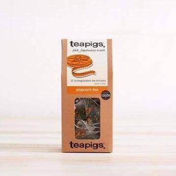 Teapigs Popcorn Tea 15 count-Galena River Wine and Cheese