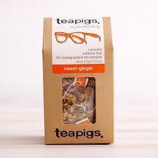 Teapigs Sweet Ginger Tea 15 count-Galena River Wine and Cheese